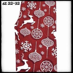 Pants - SALE!!!! 2/$32!!!  TC2 Holiday Leggings!!!